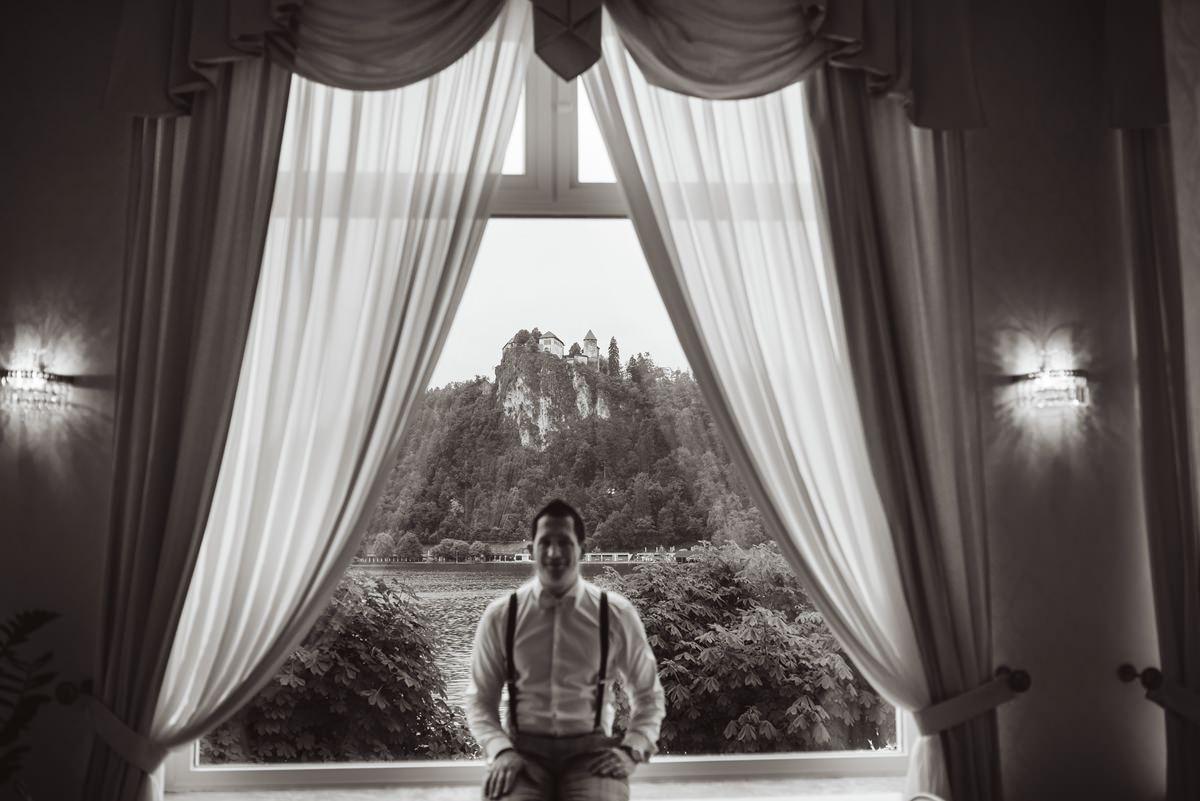 poroka bled grad blejski otok wedding castel grand hotel toplice poročni fotograf poročna fotografija 091 - Wedding on Bled: Sara + Primož