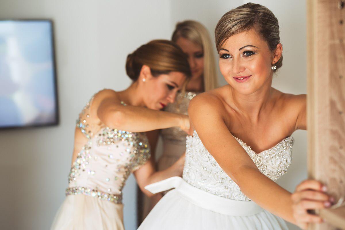 ameriska sanjska poroka 021 - Autumn wedding: Tjasa + Dino