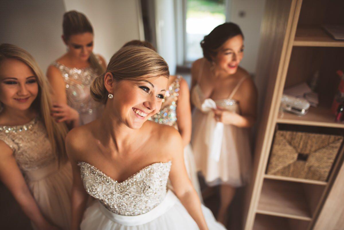ameriska sanjska poroka 028 - Autumn wedding: Tjasa + Dino