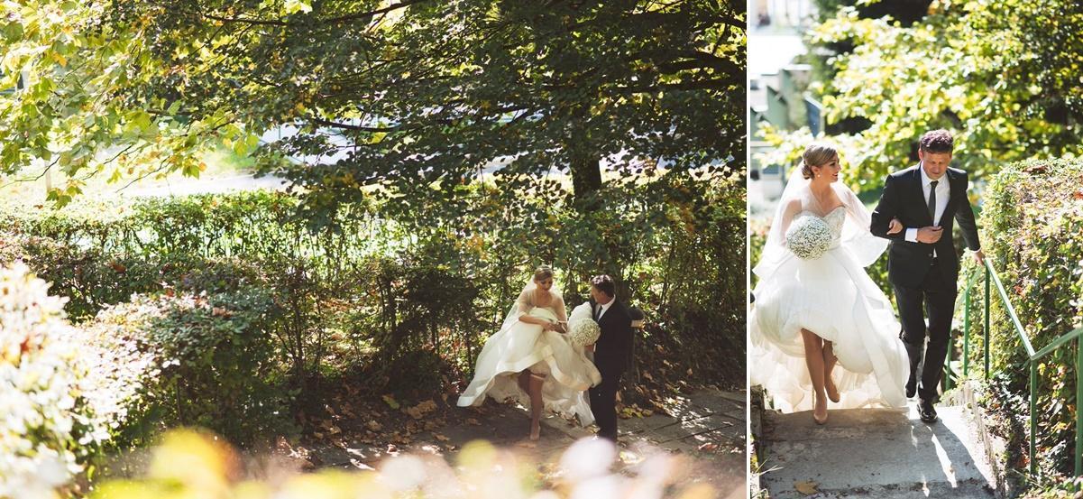 ameriska sanjska poroka 063 horz - Autumn wedding: Tjasa + Dino