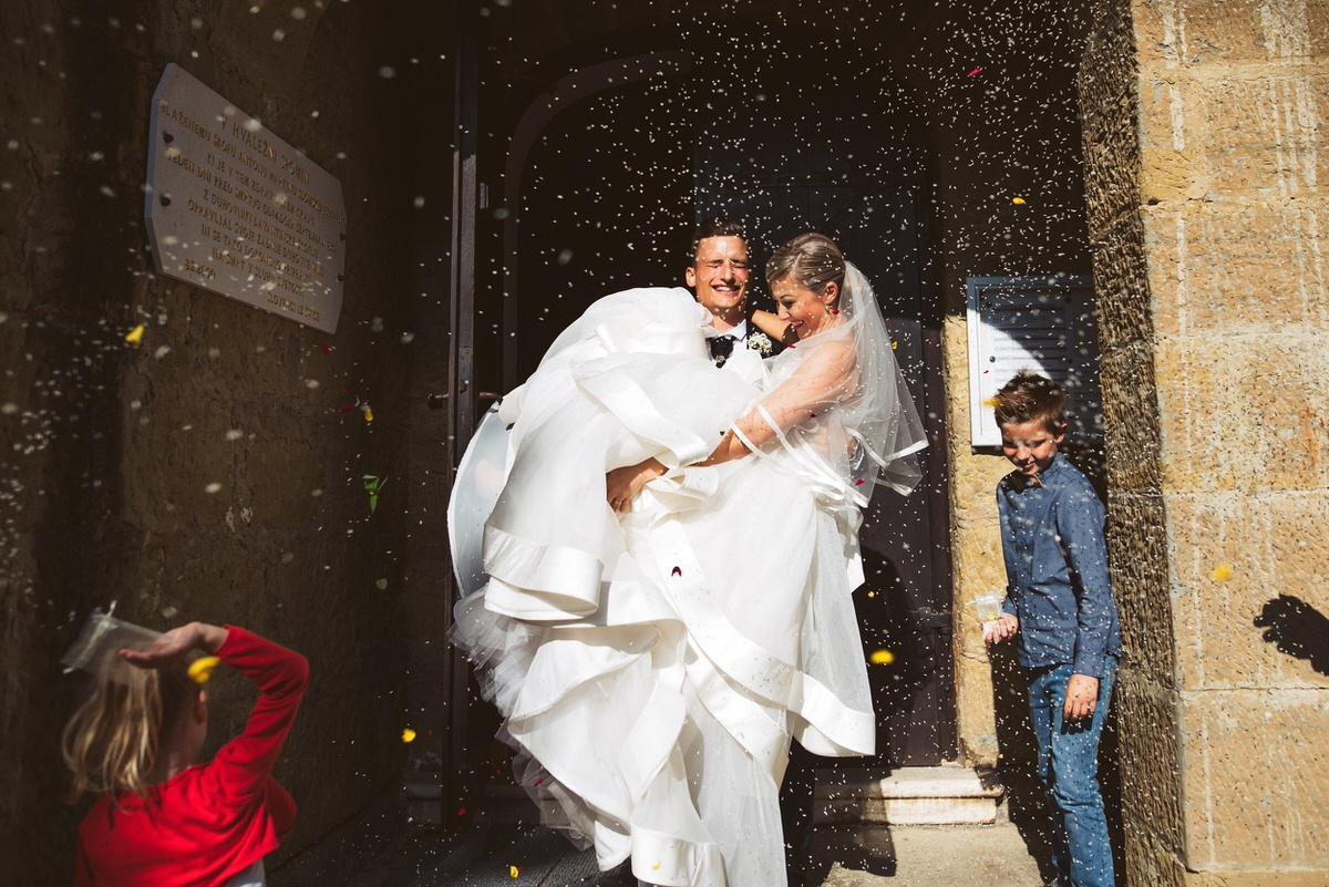 ameriska sanjska poroka 090 - Autumn wedding: Tjasa + Dino