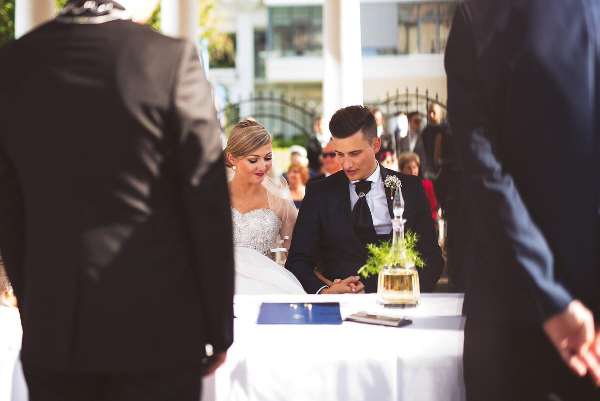 ameriska sanjska poroka 106 - Autumn wedding: Tjasa + Dino