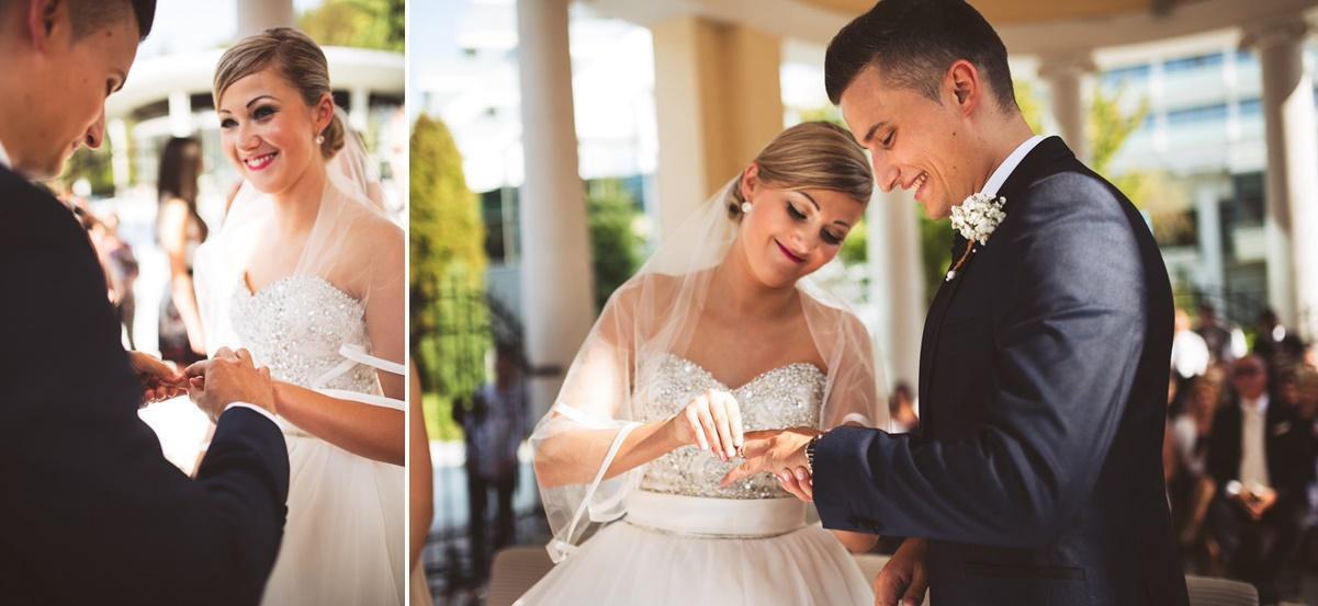 ameriska sanjska poroka 112 horz - Autumn wedding: Tjasa + Dino