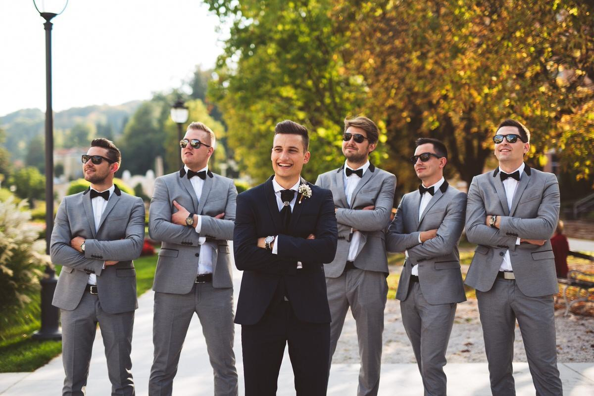 ameriska sanjska poroka 141 - Autumn wedding: Tjasa + Dino