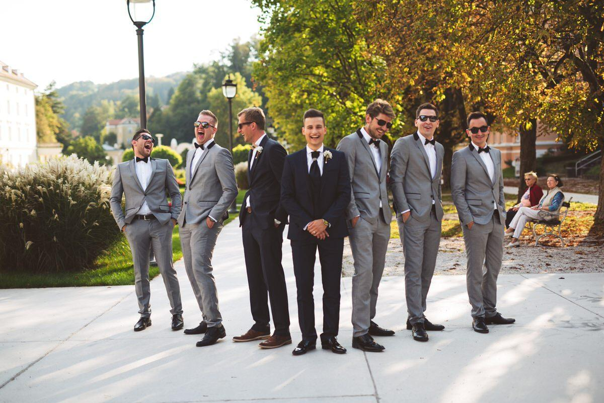 ameriska sanjska poroka 144 - Autumn wedding: Tjasa + Dino
