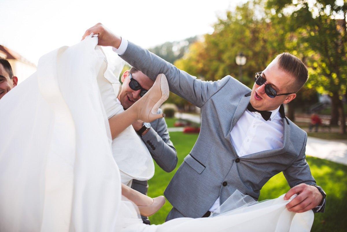 ameriska sanjska poroka 148 - Autumn wedding: Tjasa + Dino