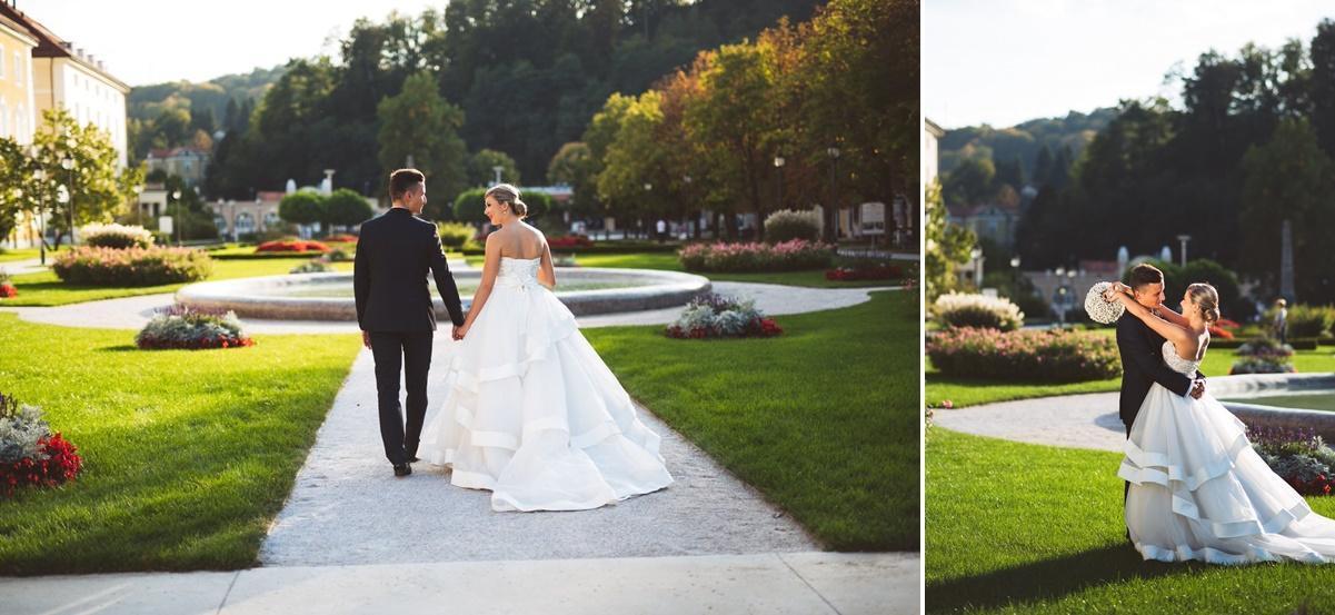 ameriska sanjska poroka 156 horz - Autumn wedding: Tjasa + Dino