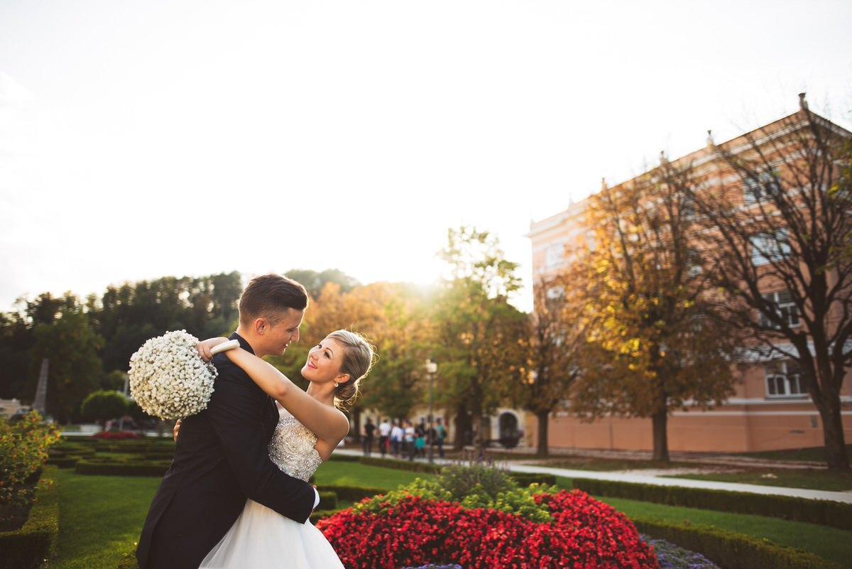 ameriska sanjska poroka 166 - Autumn wedding: Tjasa + Dino