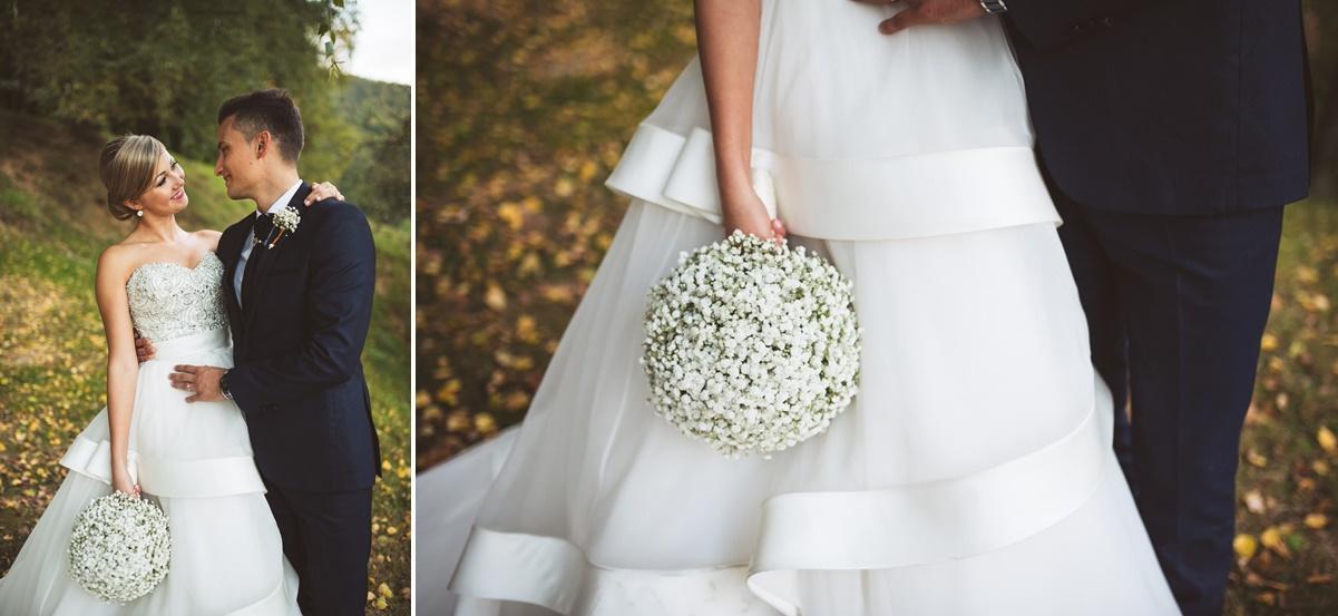ameriska sanjska poroka 171 horz - Autumn wedding: Tjasa + Dino