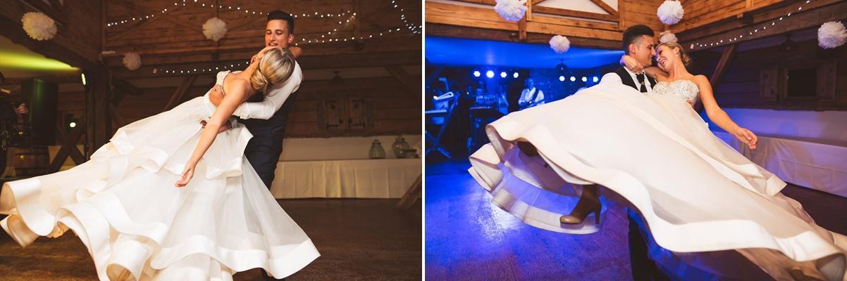 ameriska sanjska poroka 212 horz - Autumn wedding: Tjasa + Dino