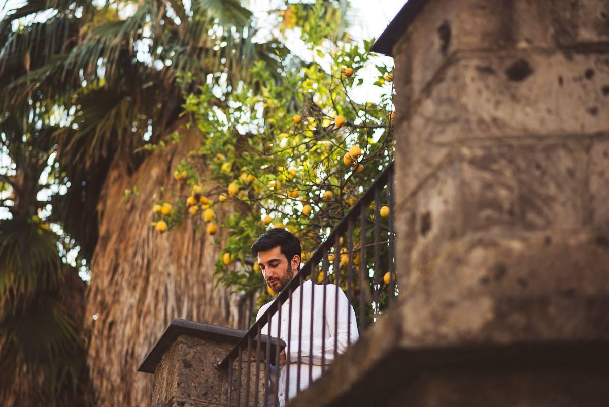 sorrento wedding photographer italy 005 - Engagement session in Sorrento