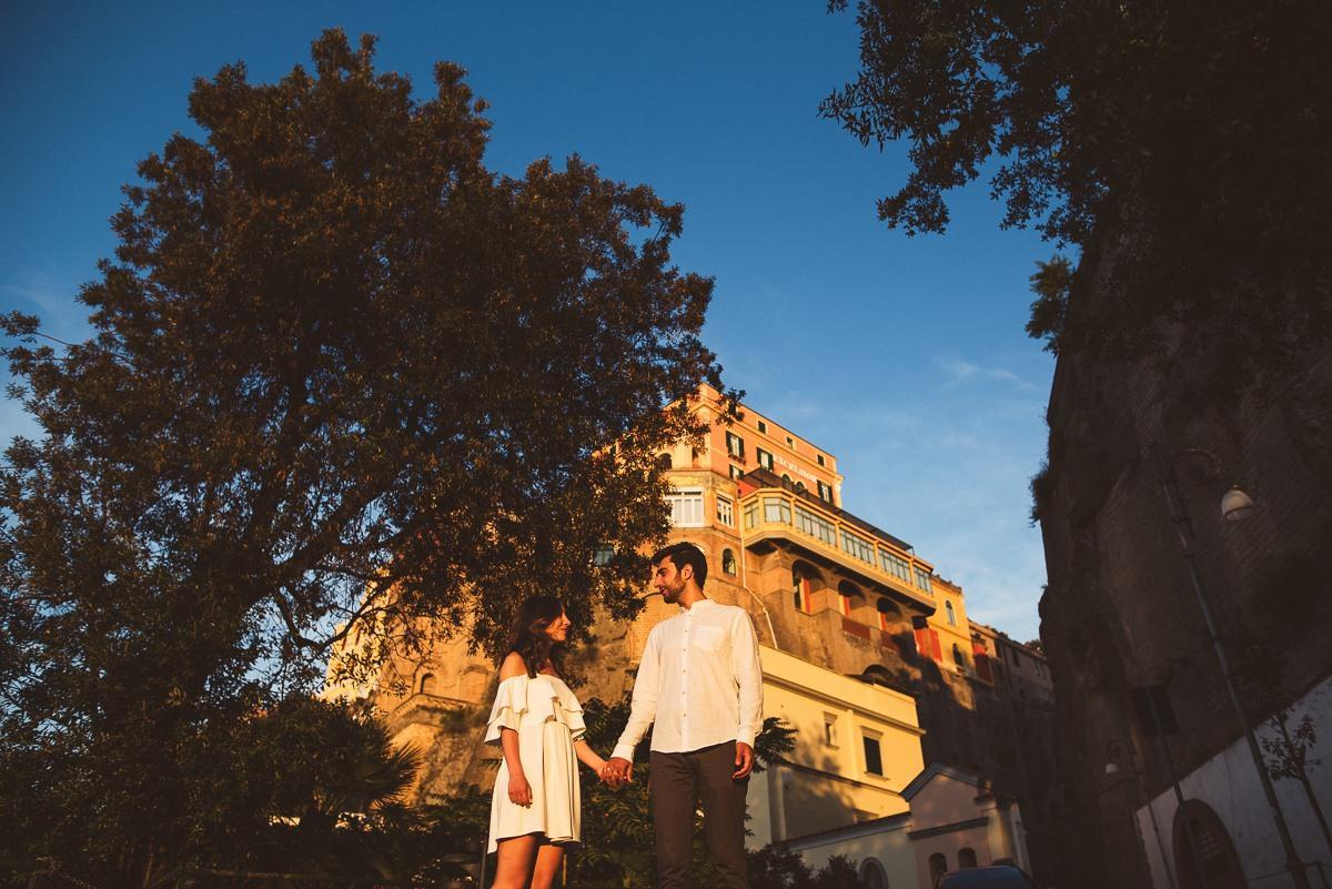 sorrento wedding photographer italy 045 - Engagement session in Sorrento