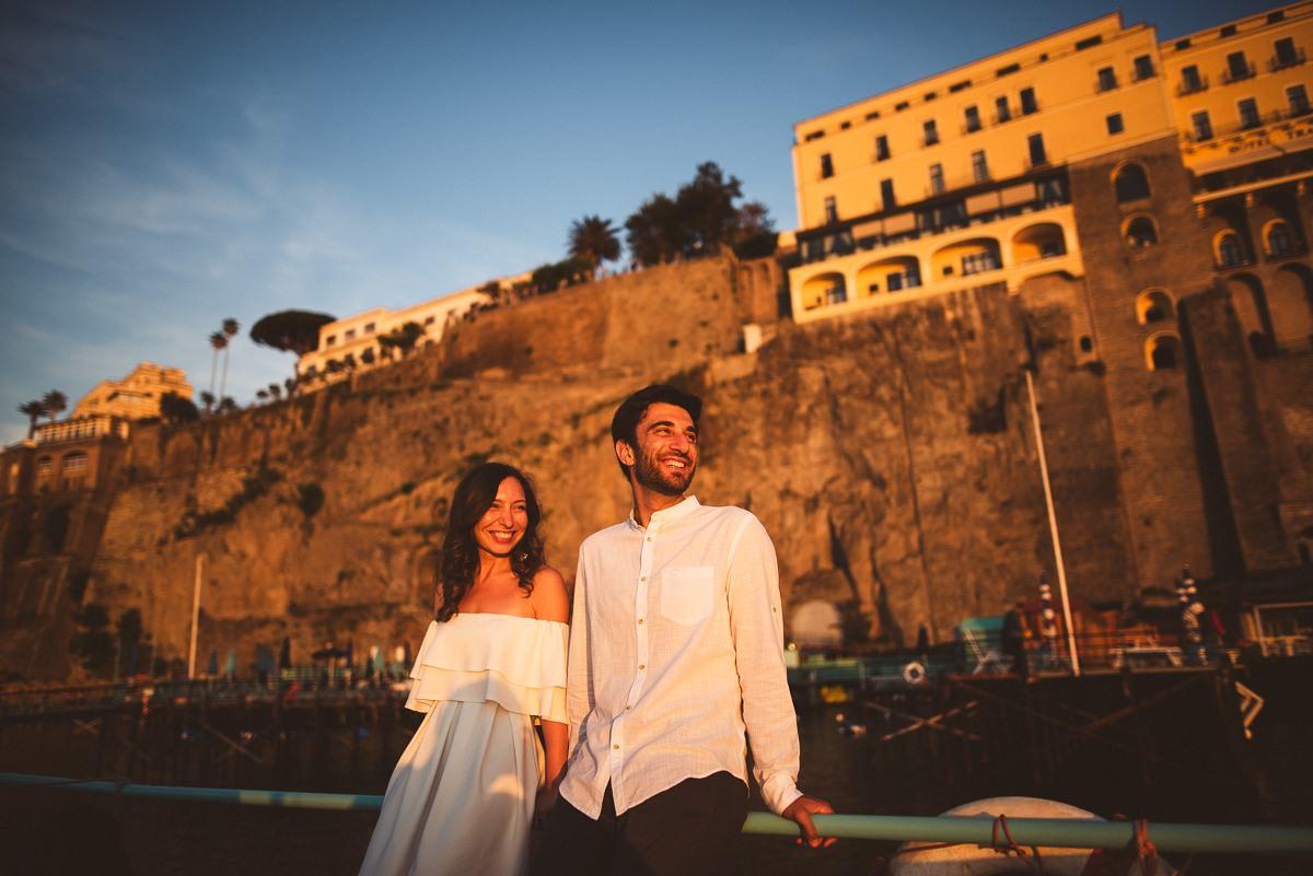 sorrento wedding photographer italy 049 - Engagement session in Sorrento