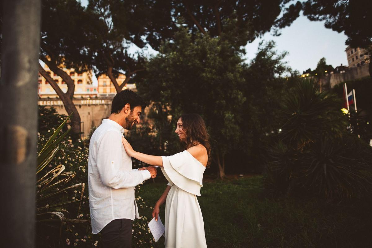 sorrento wedding photographer italy 060 - Engagement session in Sorrento