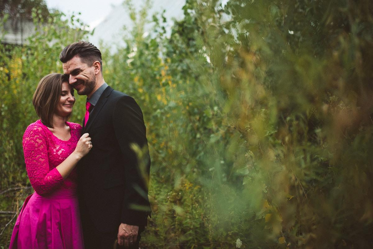 creative abandoned building wedding session elopement 044 - Abandoned Building Wedding Session