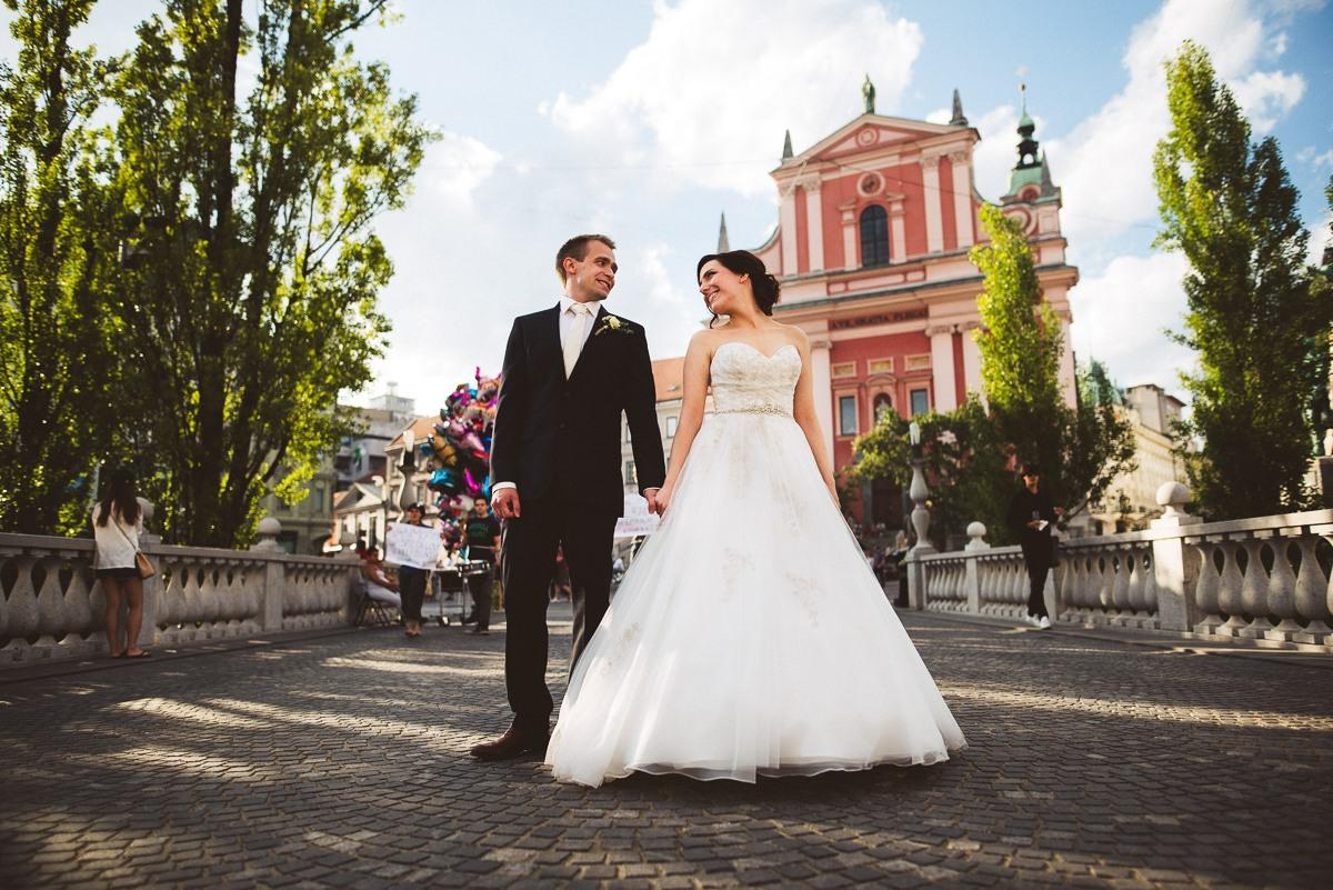 ljubljana wedding photographer 062 - Wedding in Ljubljana