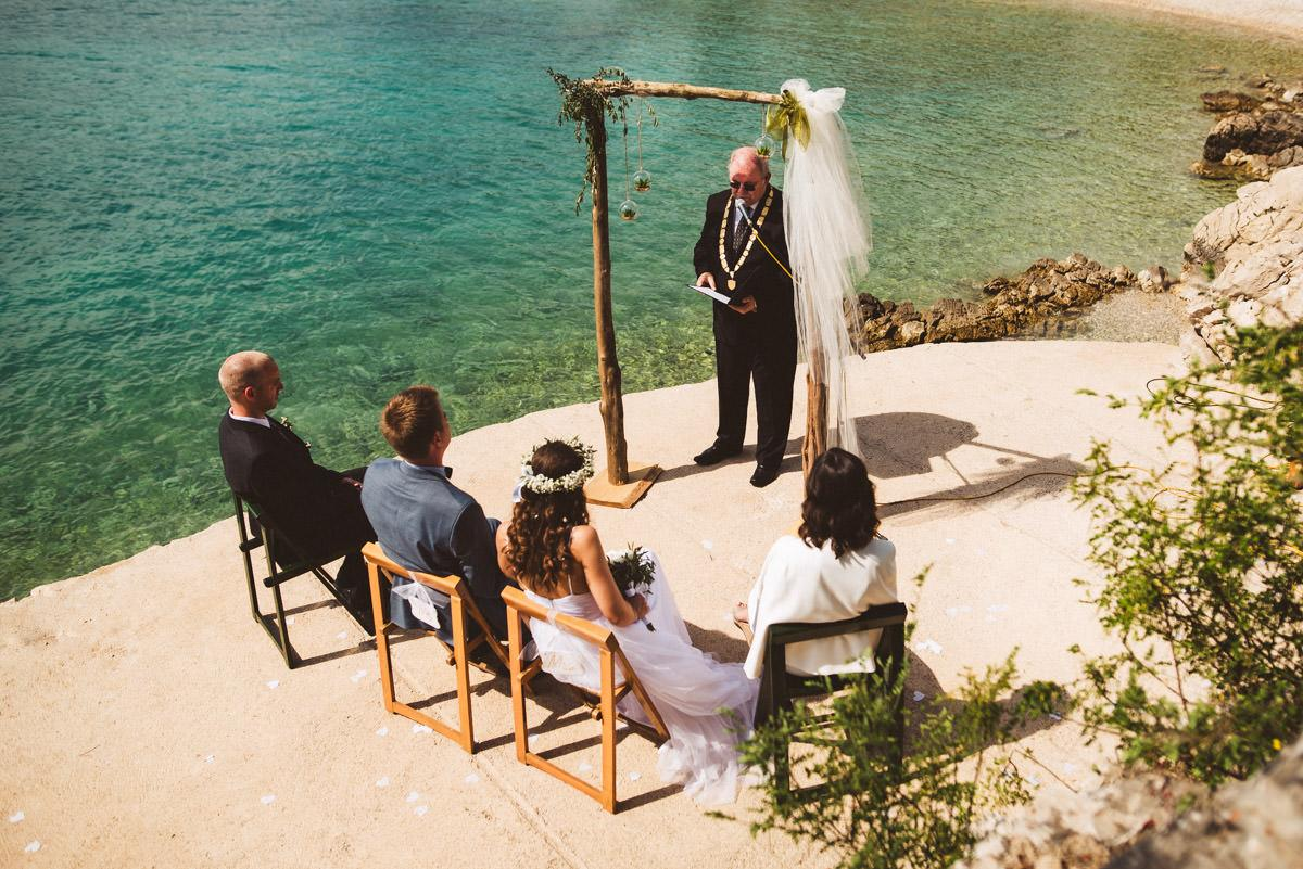 vijencanje otok krk 1 - Wedding in Croatia