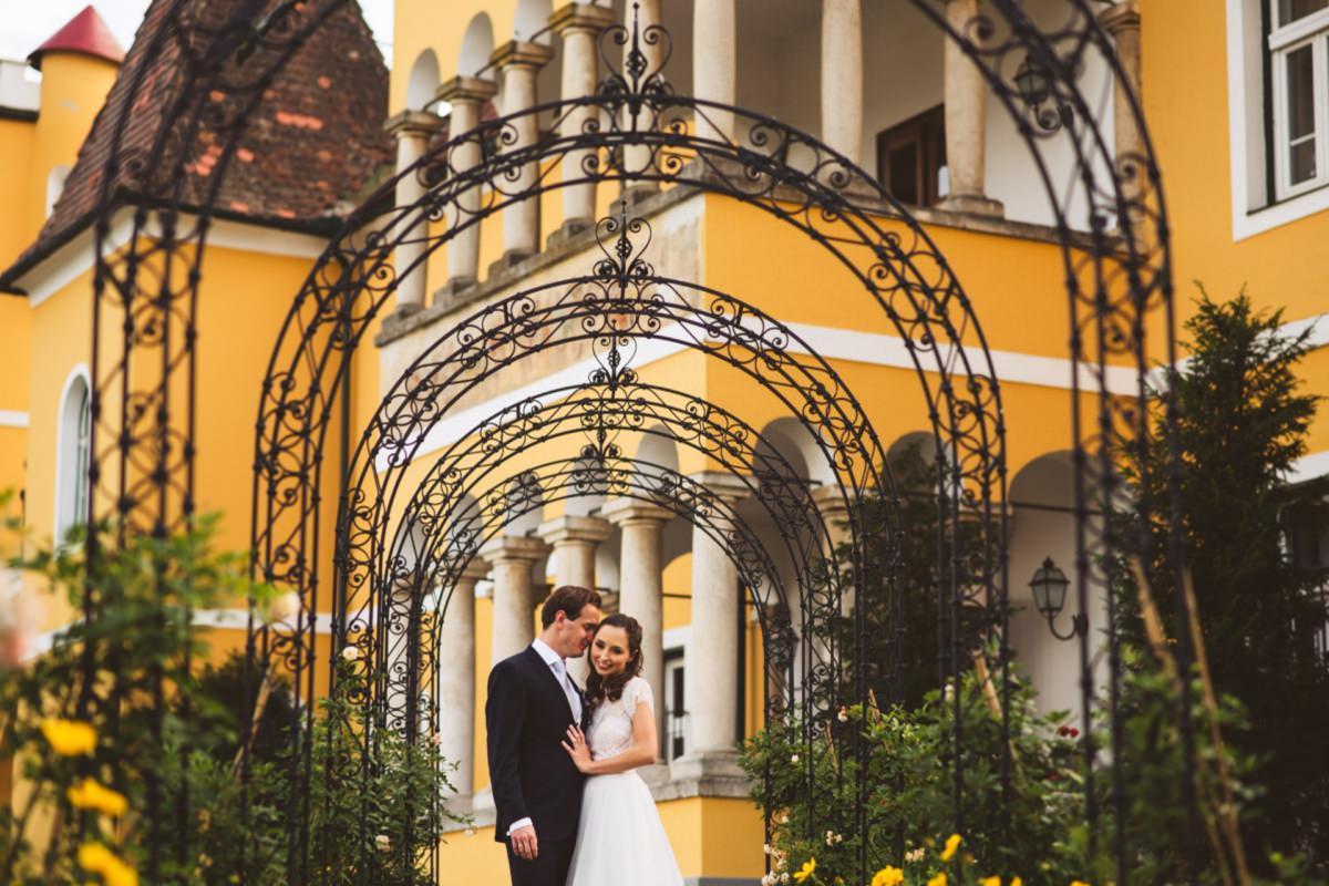 Hochzeit Georgi Schloss