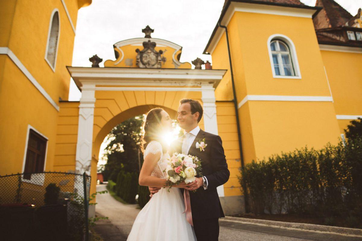 Georgi Schloss heiraten