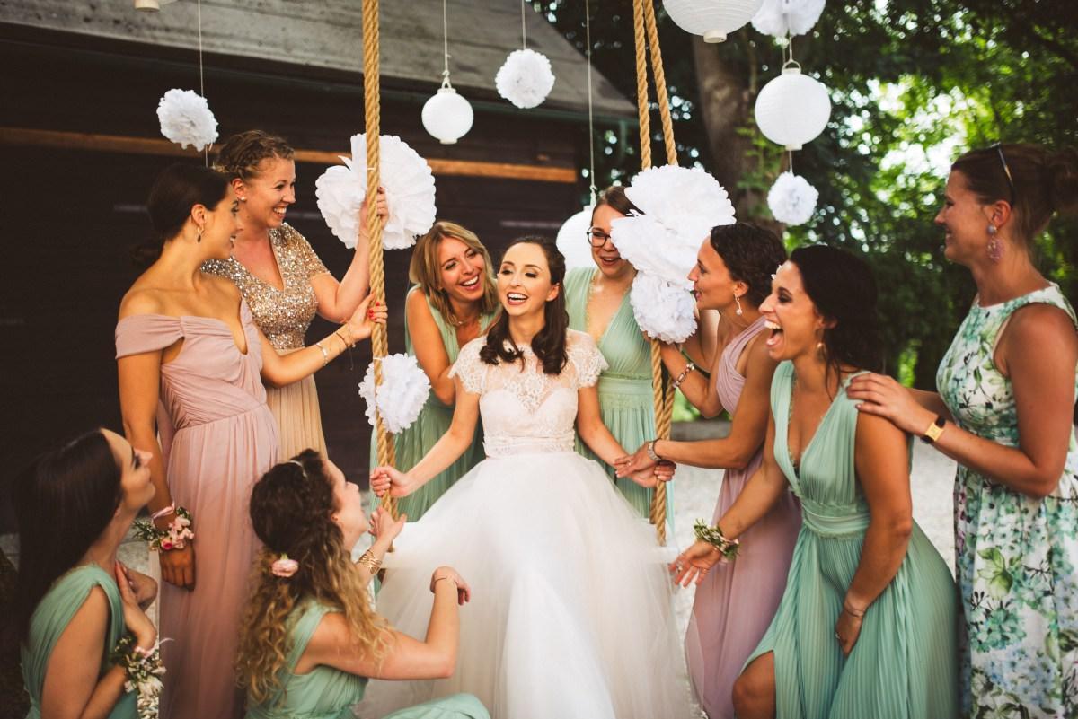 hochzeit georgi schloss random - Wedding in Austria