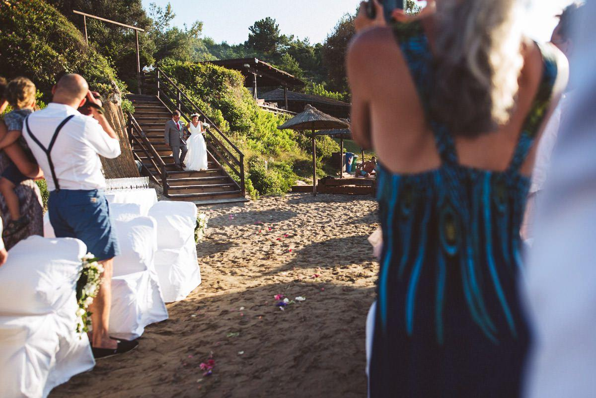 porto azzuro beach wedding 037 - Greece