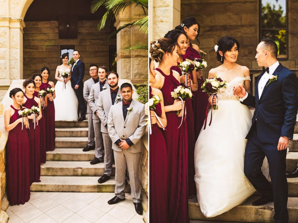 wedding photographer curzon hall sydney 109 1024x766 - Wedding in Australia