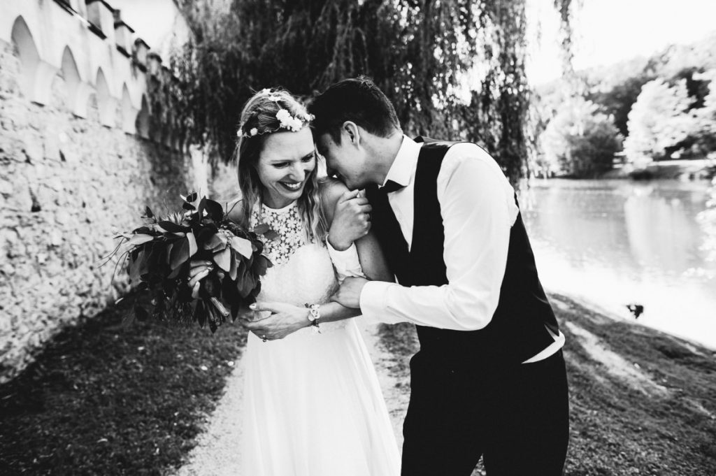 poroka grad otocec 38 1024x681 - Relais Chateaux Castle Otočec wedding