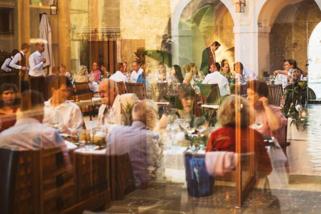 poroka grad otocec 40 1024x681 - Relais Chateaux Castle Otočec wedding