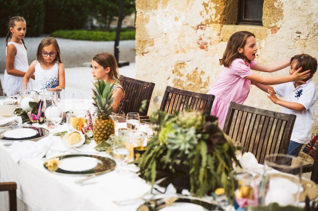 poroka grad otocec 42 1024x681 - Relais Chateaux Castle Otočec wedding