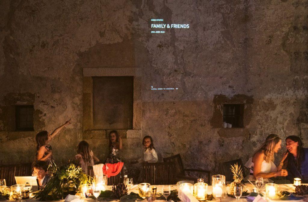 poroka grad otocec 48 1024x671 - Relais Chateaux Castle Otočec wedding