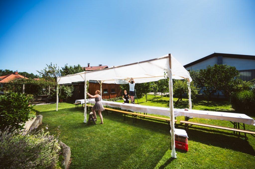 02 poroka nastja novak 1024x681 - Big homemade wedding
