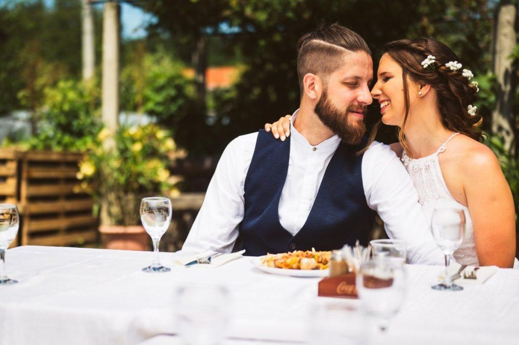 17 zalubljen par 1024x681 - Big homemade wedding