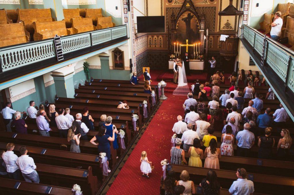 40 poroka nastja novak 1024x681 - Big homemade wedding
