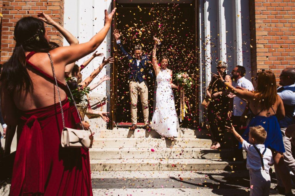 42 riz ali cvetje na poroki 1024x681 - Big homemade wedding