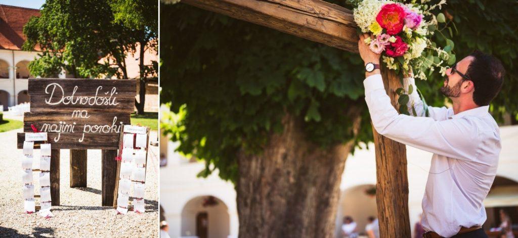 47 poroka nastja novak 1024x471 - Big homemade wedding