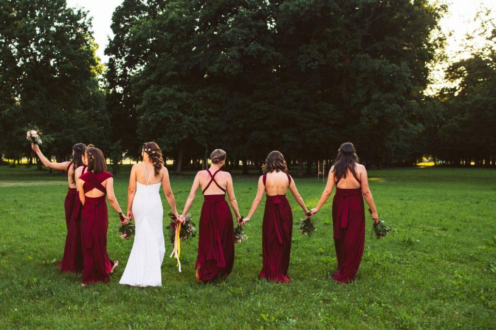 59 druzice na poroki 1024x681 - Big homemade wedding