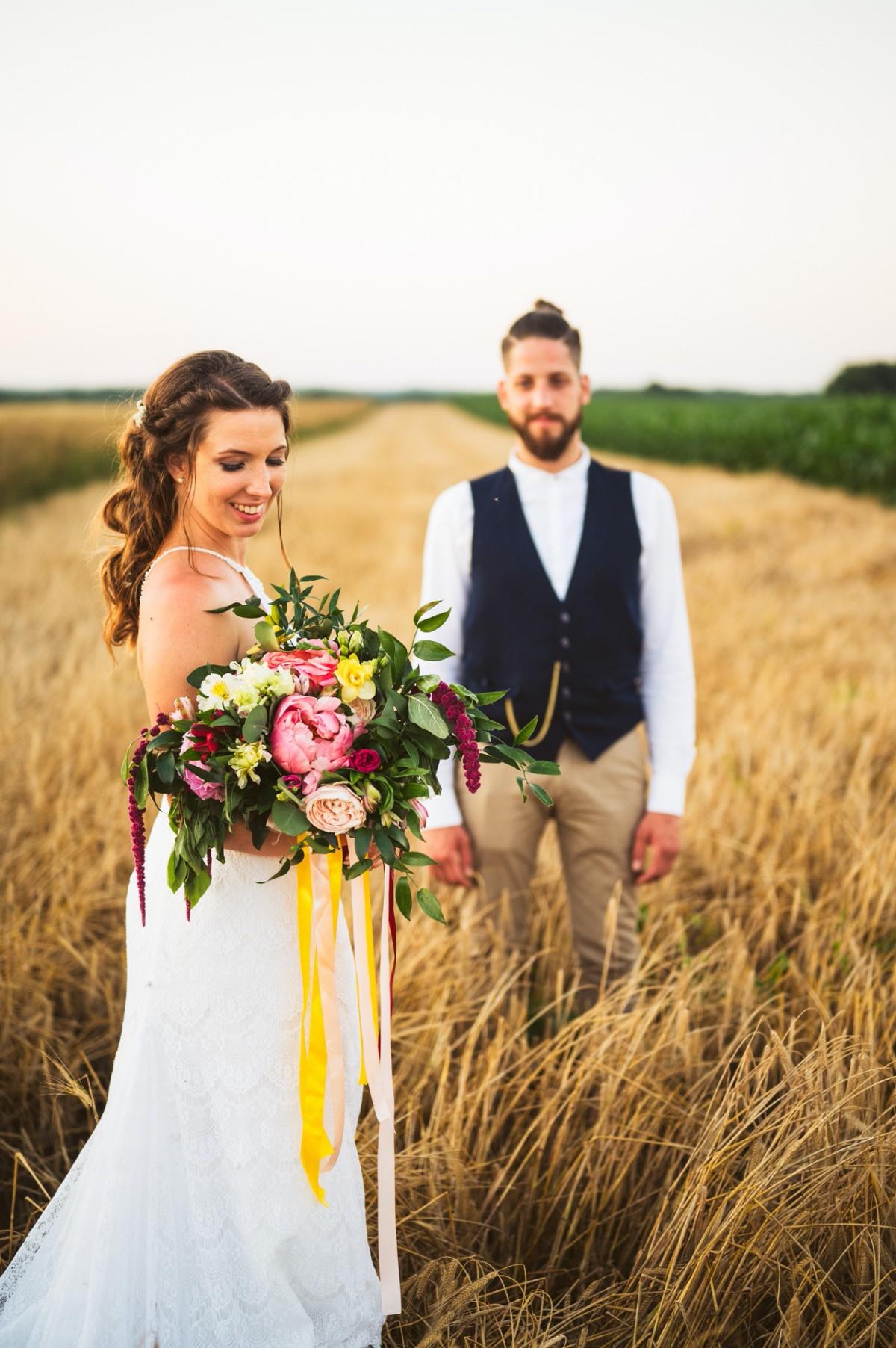 67 poroka prekmurje - Big homemade wedding